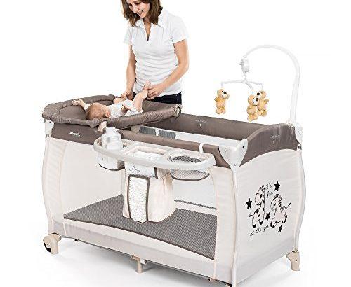 inkl neugeborenen einsatz wickelauflage spielbogen mit. Black Bedroom Furniture Sets. Home Design Ideas