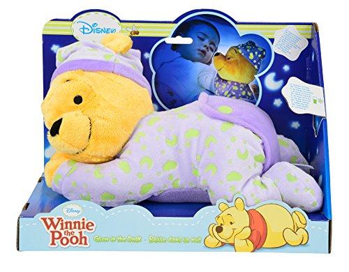 Disney Winnie The Puuh Gute Nacht Bär mit Leuchtsymbolen – Simba ...