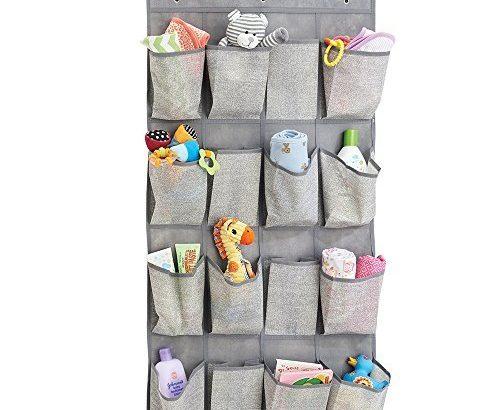 Mdesign h ngender stoffschrank praktischer h nge organizer aus stoff das perfekte h ngeregal - Hangeaufbewahrung kinderzimmer ...