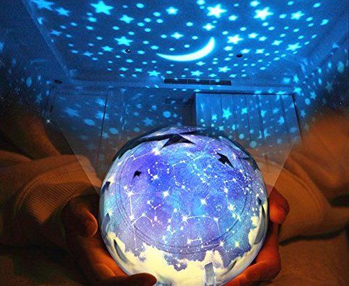 rotierende projektor lampe sternenhimmel projektor schlaf nachtlicht lampe mit 5 muster 3 modus. Black Bedroom Furniture Sets. Home Design Ideas